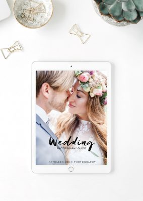 Wedding-Guide-Template